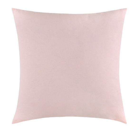 Dekoračný Vankúš Cenový Trhák - ružová, textil (50l) - Based