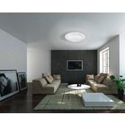 LED-Deckenleuchte Frania-S - Weiß, MODERN, Kunststoff/Metall (33/7cm)