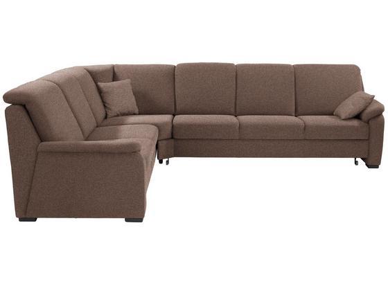 wohnlandschaft in l form ruby 245x303 cm online kaufen m belix. Black Bedroom Furniture Sets. Home Design Ideas