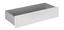 Sada Zásuvek Line4 10d4ww71 - bílá, Moderní, dřevěný materiál (74/103/2cm)