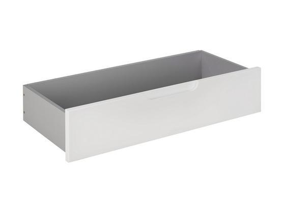 Sada Zásuviek Line4 - biela, Moderný, kompozitné drevo (74/103/2cm)