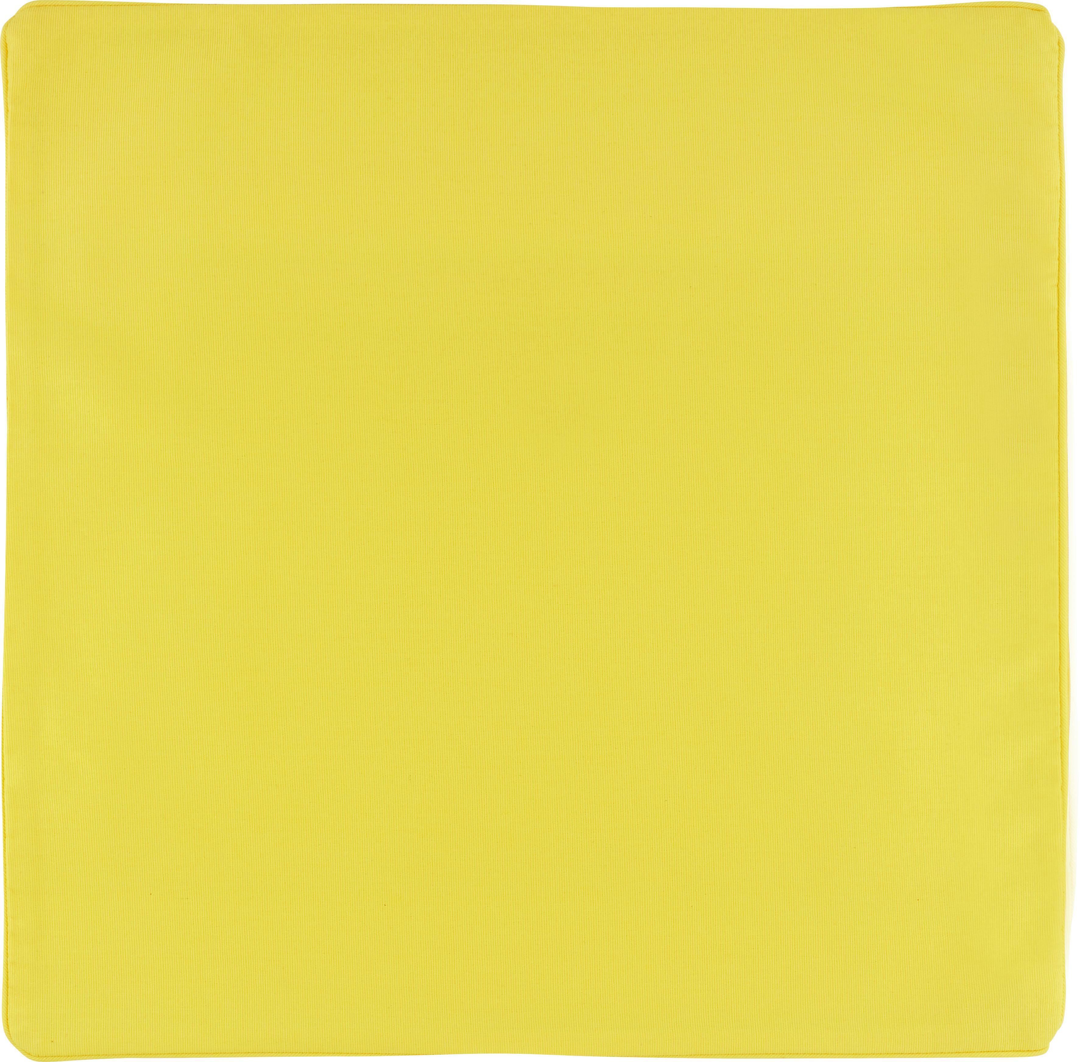 Povlak Na Polštář Steffi Paspel - žlutá, textil (50/50cm) - MÖMAX modern living