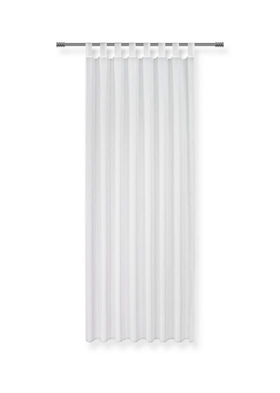 Závěs Hotový Cenový Trhák - bílá, textilie (140 245 cm) - Based