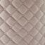 Taburet Joris - ružová, Moderný, drevo/textil (45/41cm) - Modern Living