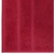 Předložka Koupelnová Melanie - bobulová, textil (50/70cm) - Mömax modern living