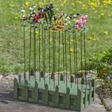 Gartenstecker H: 75 cm - MODERN, Metall (11/9/75cm)