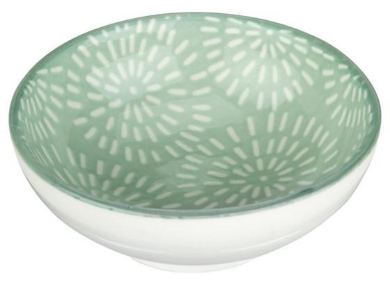 Miska Na Omáčku Nina - mátově zelená, keramika (8cm) - Mömax modern living