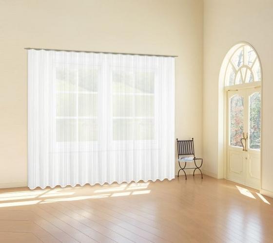 Store One - Weiß, KONVENTIONELL, Textil (300/145cm) - Ombra