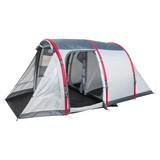 Bestway Zelt Sierra Ridge Air X4 Tent - Dunkelgrau/Rot, MODERN, Kunststoff/Textil (485/270/200cm) - Bestway