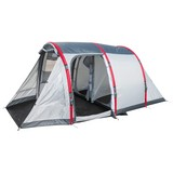 Zelt Sierra Ridge Air X4 Tent - Dunkelgrau/Rot, MODERN, Kunststoff/Textil (485/270/200cm) - Bestway