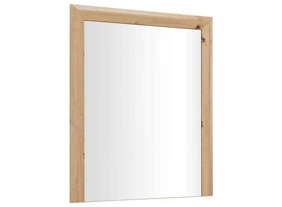 Zrcadlo Kashmir New - barvy dubu, Moderní (84/94/4cm) - James Wood