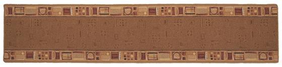 Futó Vitali - Bézs, konvencionális, Textil (67/300cm)
