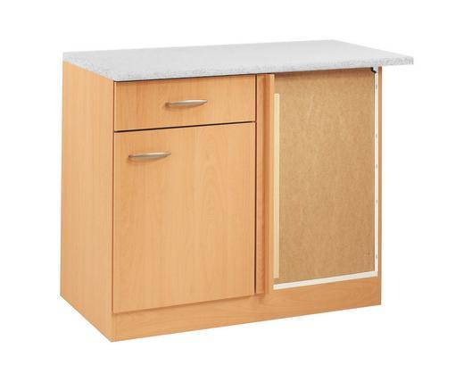 Küchenunterschrank in Holzdekor