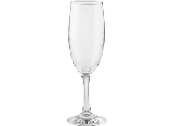 Sklenice Na Sekt 'billie' -top- - čiré, sklo (5/19,3cm) - Mömax modern living