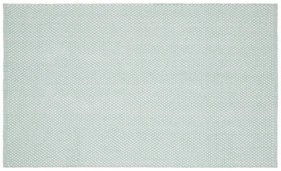 Handwebteppich Marta 70x120 cm - Grün, Textil (70/120cm) - James Wood