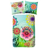 Wendebettwäsche Saquira - Multicolor, MODERN, Textil