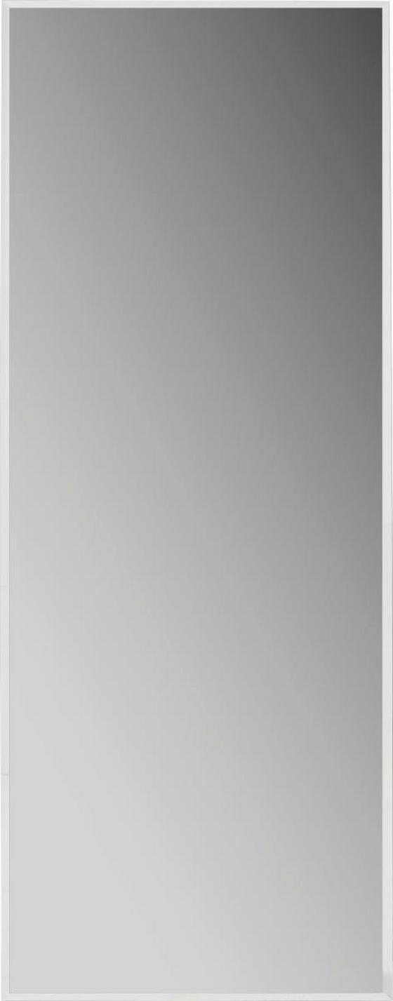 Nástenné Zrkadlo Crystal - Moderný, sklo (120/45cm)