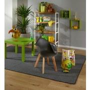 Kinderstuhl Bambino Style Grau - Birkefarben/Grau, MODERN, Holz/Kunststoff (42/57,5/30cm) - Ombra