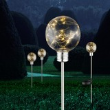 Solárne Svietidlo Suva - Konvenčný, umelá hmota/kov (10/72cm) - Mömax modern living