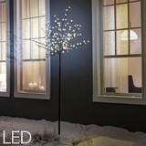 Led Lampa Joul - čierna, Konvenčný, kov (167cm) - MÖMAX modern living
