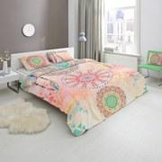 Wendebettwäsche Vilastre - Multicolor, MODERN, Textil
