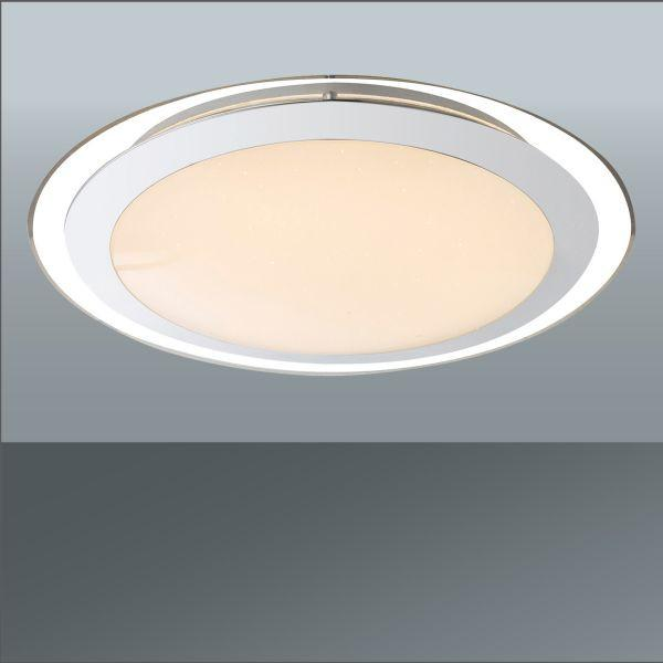 Led Stropná Lampa Elea - Moderný, umelá hmota/kov (40,5/7,5cm) - MÖMAX modern living