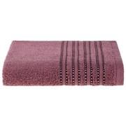 Duschtuch Anna - Lila, MODERN, Textil (70/130cm) - Luca Bessoni