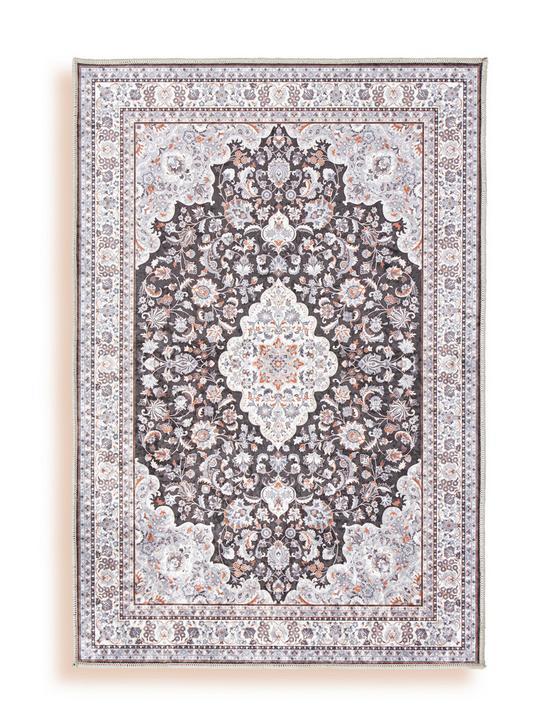 Vorleger Ina - Multicolor, Textil (60/90cm) - Ombra