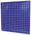 Lochwand Workshop - Blau, KONVENTIONELL, Metall (66,7/68,4/1cm) - Erba