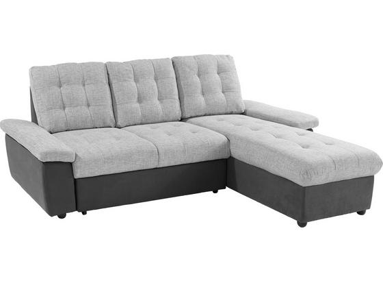 wohnlandschaft in l form gerald 216x164cm online kaufen m belix. Black Bedroom Furniture Sets. Home Design Ideas