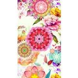 Strandtuch ca. 100/180cm Multicolor - Multicolor, Basics, Textil (100/180cm)
