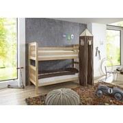Turmset Braun/beige - Beige/Braun, Design, Textil (40/235/40cm)