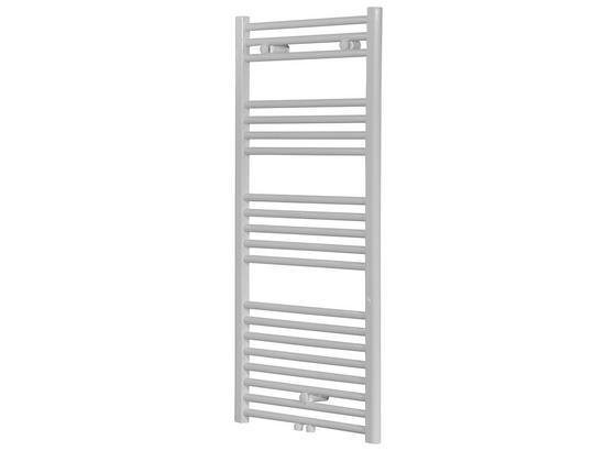 Badheizkörper Bari Gerade, 60x118,8cm - Weiß, Metall (60/118,8/12cm)