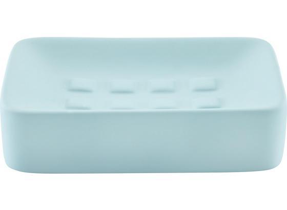 Mýdlenka Carina - modrá, keramika (8,3/12,5cm) - Mömax modern living