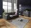 Veľká Pohovka Garcia - tmavosivá, Moderný, drevo/textil (248 90 103cm) - Luca Bessoni