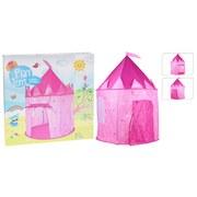 Spielzelt Prinzessin B: 105 cm Rosa - Pink/Hellrosa, Basics, Textil (105/125/105cm)