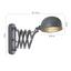 Nástěnné Svítidlo Matti - šedá, Lifestyle, kov (57/5/23cm) - Mömax modern living