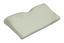 Ergonomicky Vankúš Madrid - biela, Basics, textil (53/32/6 cm)