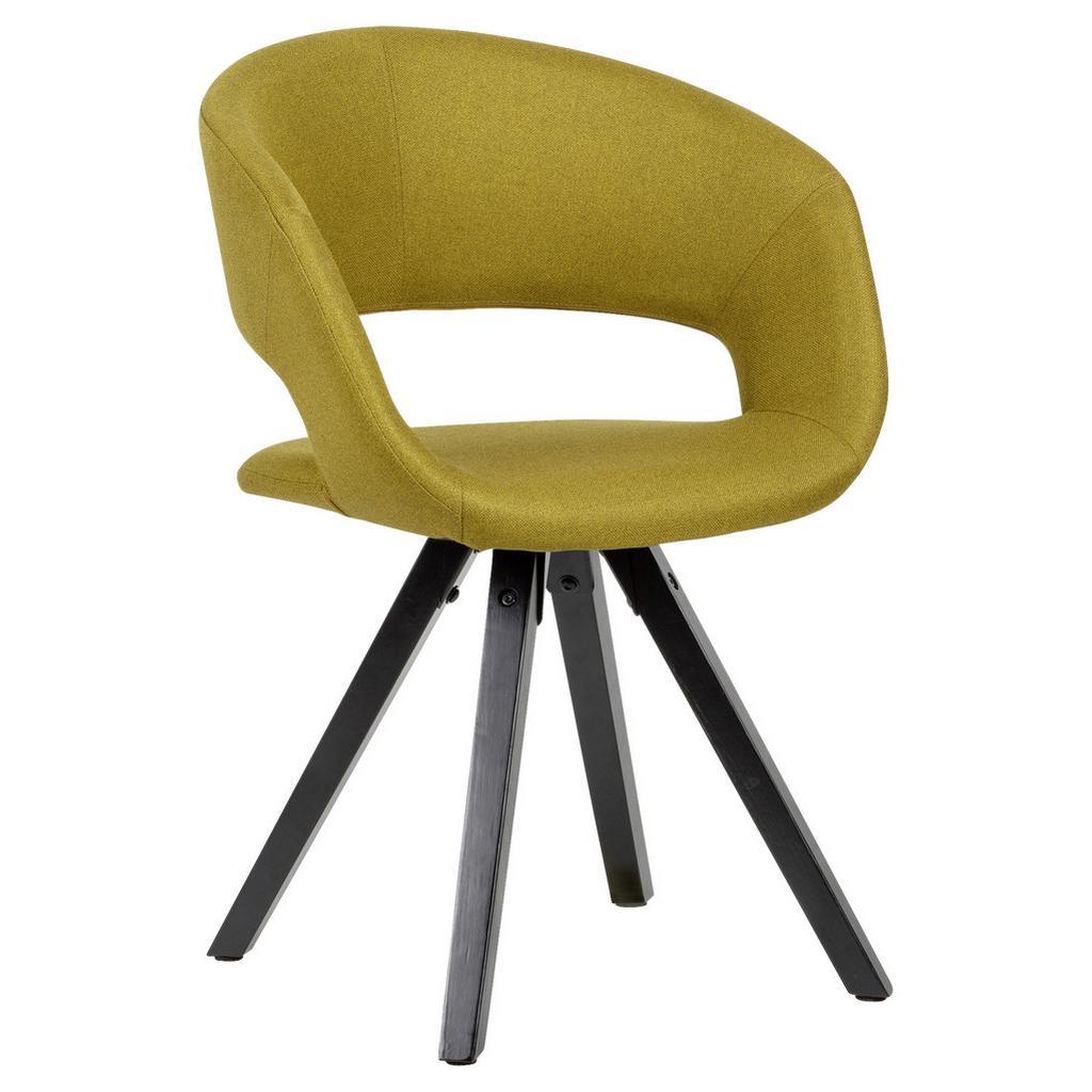 Židle s Opěrkou Armlehnstuhl Curry