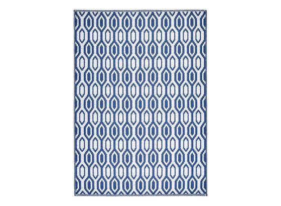 Venkovní Koberec Florida - světle modrá, Basics, textil (120/170cm) - Mömax modern living