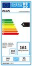 "Fernseher 4k Uhd Smart TV 55"" - Dunkelgrau/Silberfarben, MODERN, Kunststoff (124,1/24/77,6cm)"