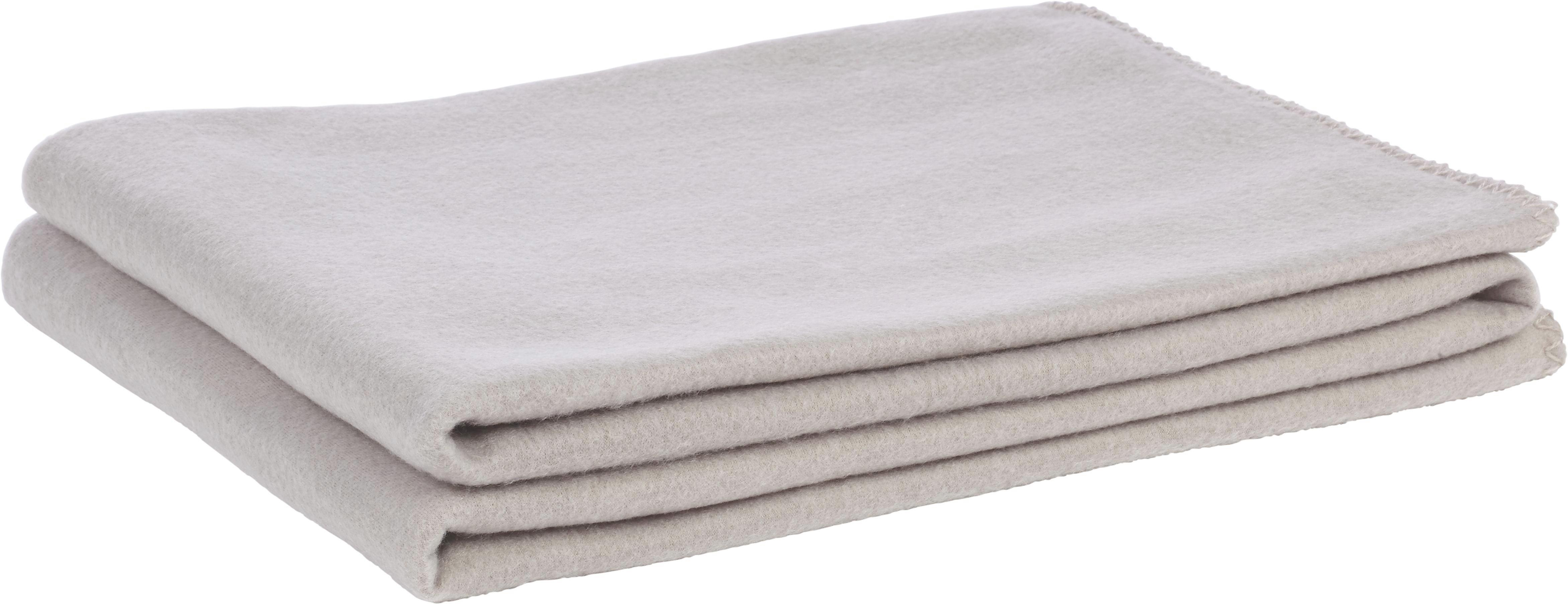 Fleecová Přikrývka Trendix - šedá, textil (130/180cm) - MÖMAX modern living