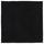 Předložka Koupelnová Nelly -top- - černá, textil (50/50cm) - Mömax modern living