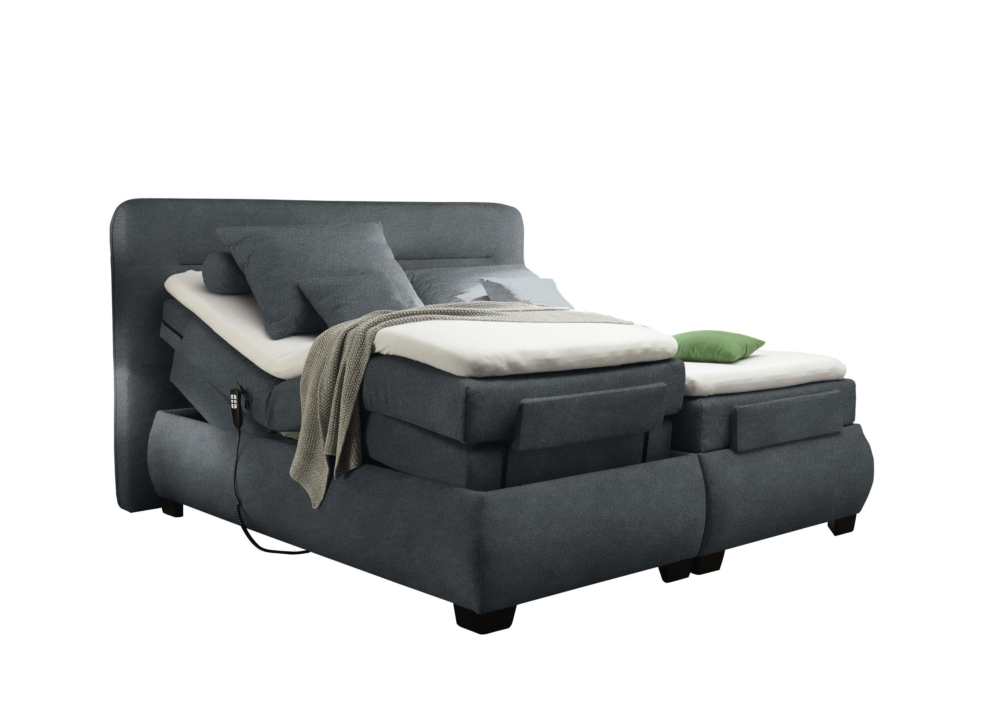 Komfortables Boxspringbett mit 180 x 200 cm kaufen