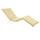Liegenauflage Premium B: 205 cm Beige - Beige, Basics, Textil (205/8-9/67cm) - Ambia Garden