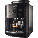Krups Kaffeevollautomat EA8108 Schwarz - Schwarz, KONVENTIONELL, Kunststoff (38/29/38cm) - Krups
