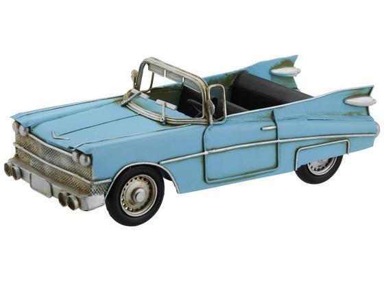 Dekoračné Auto Susa - viacfarebná, Štýlový, kov (32-33cm) - Mömax modern living