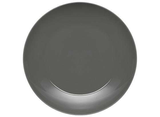 Plytký Tanier Sandy - sivá, Konvenčný, keramika (26,8/2,42cm) - Mömax modern living