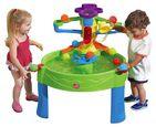 Sand- und Wassertisch Busy Ball - Multicolor, MODERN, Kunststoff (80/70,8/80cm)