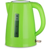 Wasserkocher Perfect Boil - Grün, MODERN, Kunststoff (16/22/24cm)